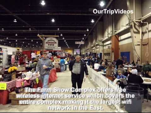 Pictures of Pennsylvania Farm Show, Harrisburg, PA, US