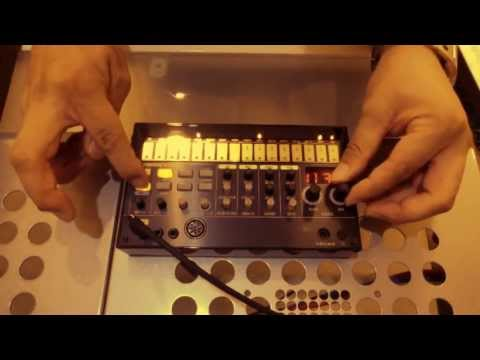 Korg Volca Beats Minimal Test