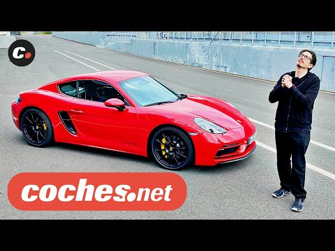 PORSCHE 718 GTS 4.0 (Cayman / Boxster) | Primera prueba / Review en español | coches.net