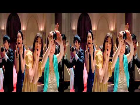 Sony 3D Demo - Wedding