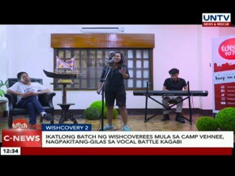 Ikatlong batch ng Wishcoverees mula sa Camp Vehnee, nagpakitang-gilas sa vocal battle kagabi