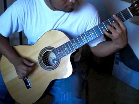 En la Casa de Dios (solo guitarra acustica)