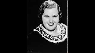 Kate Smith - That's Why Darkies Were Born - 1931