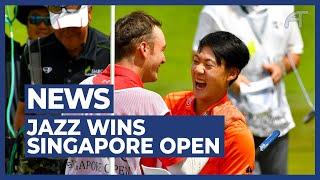 2019 SMBC Singapore Open - Rd 4 highlights