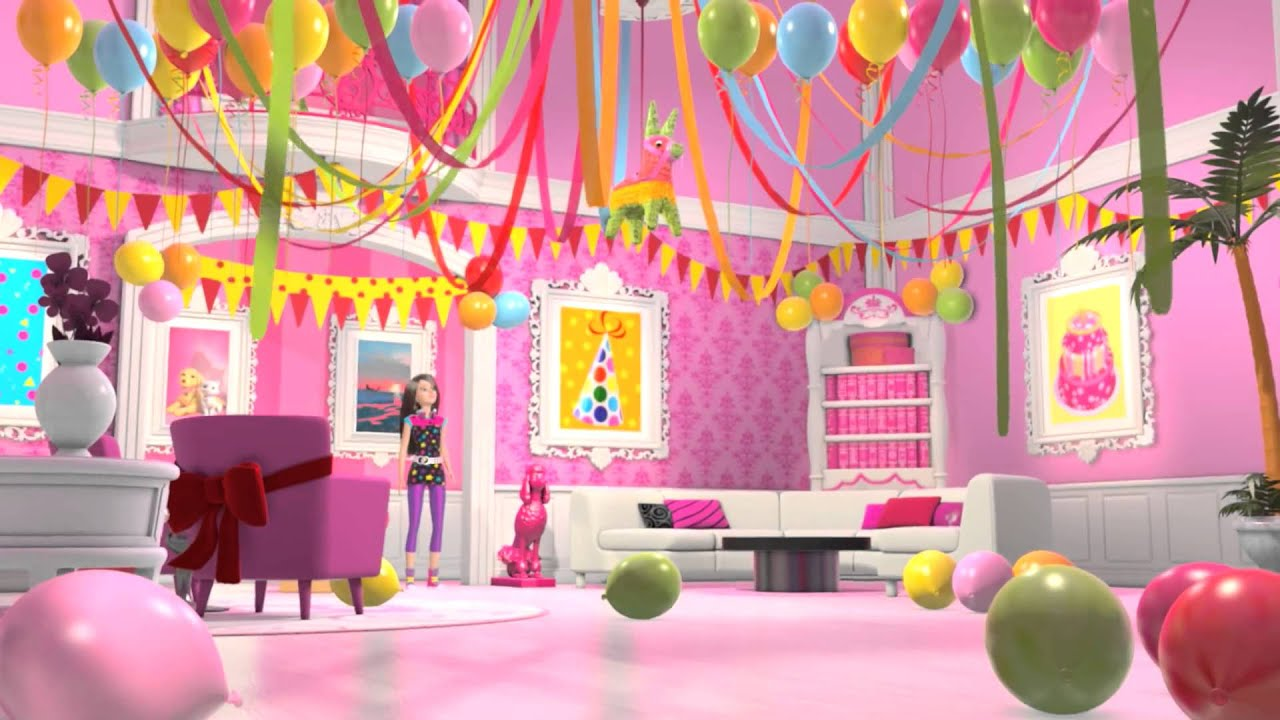 Home Design Games Like Sims Barbie Life In The Dreamhouse Happy Birthday Chelsea