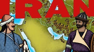 History of Islamic Iran explained in 10 minutes