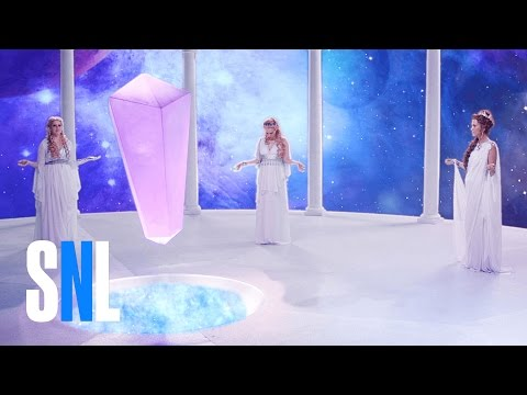 Cut for Time: Goddesses of Creation (Kristen Wiig) - SNL