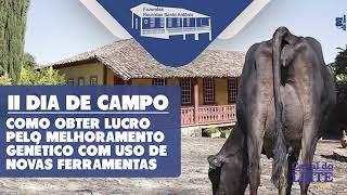 2º Dia de Campo das Fazendas Reunidas Santo Antônio