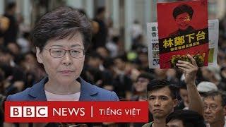 Dân Hong Kong đạt được gì sau một tháng biểu tình? - BBC News Tiếng Việt