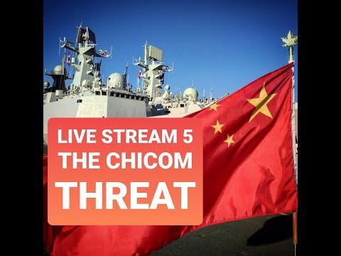 Brent0331 Live stream PART V - The CHICOM Threat