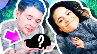 WHAT'S IN YOUR HANDS CHALLENGE!!!