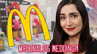 We Had A McDonald's Wedding In Hong Kong
