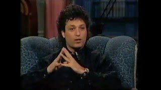 Howie Mandel on Later, Jan. 30, 1990