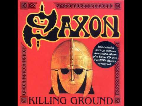 Saxon - Princess Of The Night  RE-Recorded  HQ
