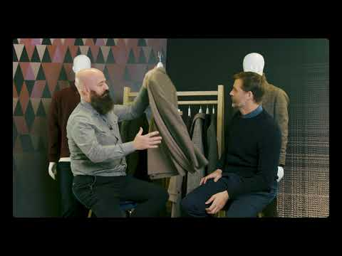 debenhams.com & Debenhams Discount Code video: In conversation: Patrick Grant and Steven Cook