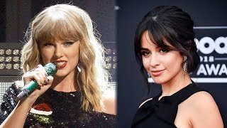 Taylor Swift Has 56K Fans Send Well Wishes To Camila After Missing Rep Tour