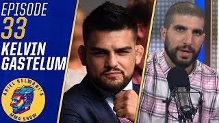 Kelvin Gastelum: It was 'devastating' to not fight Robert Whittaker | Ariel Helwani's MMA Show