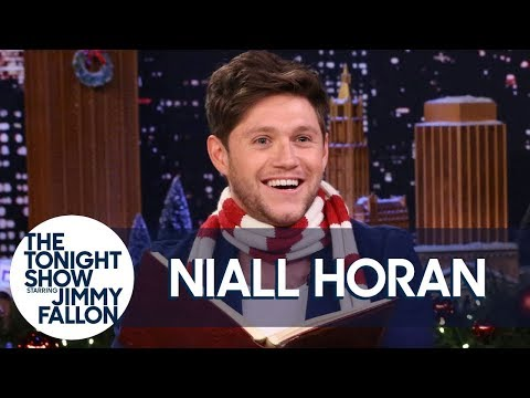 Niall Horan Reads 'Twas the Night Before Christmas in Seven Different Accents