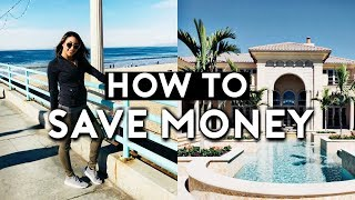 HOW TO SAVE MONEY FOR YOUR DREAM HOME & CAR!! TOP MONEY SAVING TIPS 2018 | Nastazsa