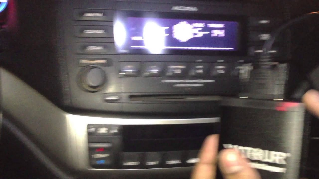 yatour digital music changer installation 2004 acura tsx. Black Bedroom Furniture Sets. Home Design Ideas