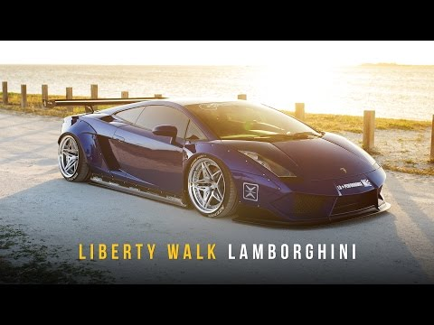 Liberty Walk Lamborghini | Optimus Performance