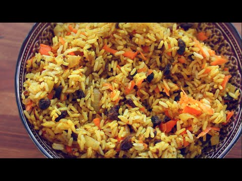 AFGHAN QUINOA / RICE RECIPE! | Nourishing Comfort Food