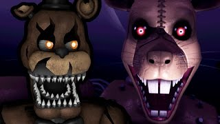 Annoying Orange Plays - Five Nights at Candy's 3 Demo (SCARY