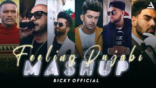 Feeling Punjabi Mashup Remix Bick Official