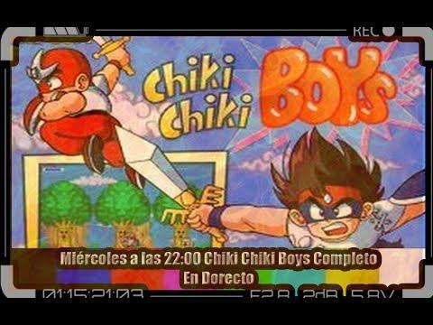 ➡ Chiki Chiki Boys Completo en Directo ⬅
