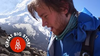Climbing Mount Everest at 22 Years Old