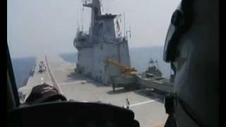 Air craft carrier of royal thai navy