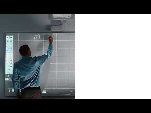 AR Tutorial 2: Using Templates - EB-1420Wi/EB-1430Wi | Epson