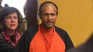 Murder suspect had been deported five times
