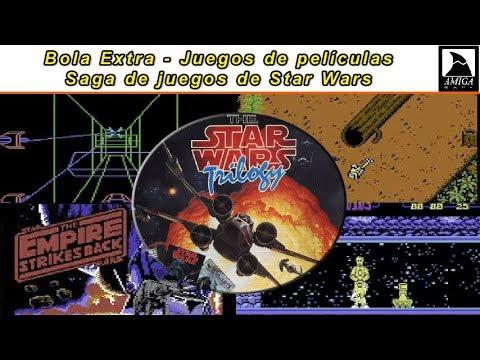 Bola Extra - Juegos de películas... Triología Star Wars
