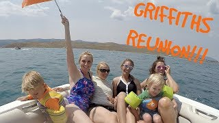 Griffiths Family Reunion 2018 Part 2 of 2 || Deru Crew Vlogs