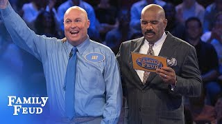 The Berrys play Fast Money! | Family Feud