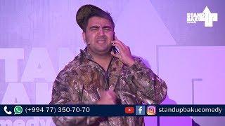Həsrət Həsrətov (Stand UP Baku 13-cü şou)