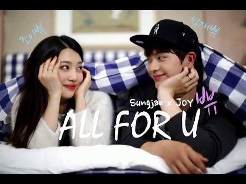 [FMV] 육성재(Sungjae) x (조이)JOY (Byu Couple 쀼) - All For U (MusicVideo)