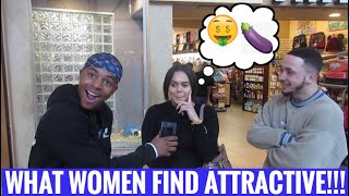 Things Girls Find Attractive! | PUBLIC MALL INTERVIEW