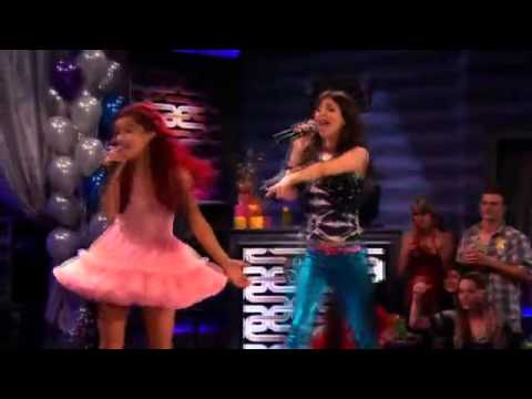 Baixar victorious - victoria justice and ariana grande- l.a. boyz (music_video)