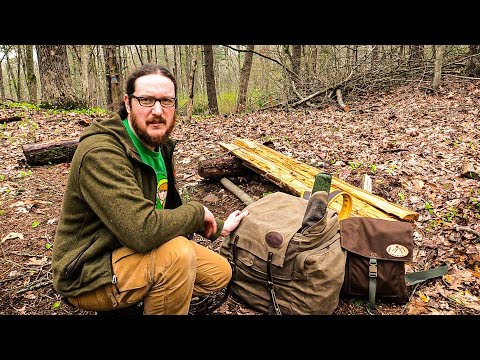 Bushcraft - Backpack Gear Loadout | Day Camp