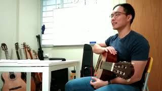 Singapore Jazz Guitar Course - Jazmen, Misty (Solo Fingerstyle), Improvisation Exercise, Interview