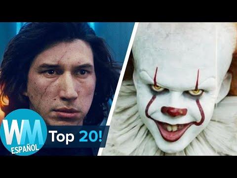 ¡Top 20 Mejores VILLANOS Cinematográficos del SIGLO (Hasta Ahora)!