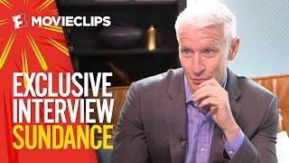 Anderson Cooper & Liz Garbus 'Nothing Left Unsaid' Sundance Interview (2016) Variety
