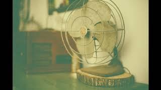 8 hour of a light fan white noise