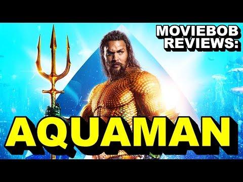 MovieBob Reviews: Aquaman
