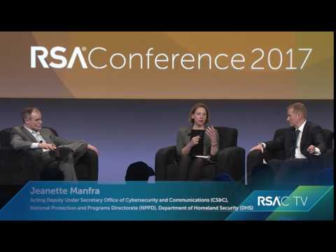 Not All Cybersecurity Issues are National Security Issues | Jeanette Manfra | RSAC 2017