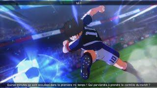 vidéo test Captain Tsubasa Rise of New Champions par N-Gamz