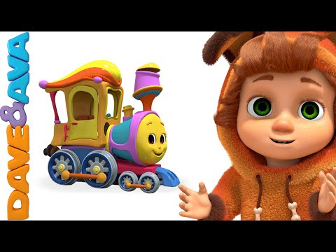 If You're Happy and You Know It | THE BEST Nursery Rhymes from Dave and Ava