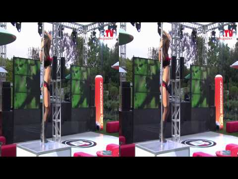 E3 Bigpoint Throws Sexiest E3 Party at Hugh Hefner's Playboy Mansion - Exclusive Insider Look in 3D by GamerLiveTV